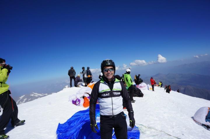 ABAC au sommet du Mont-Blanc