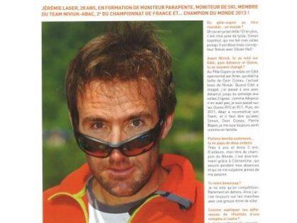 Jérémie Lager Champion du monde !