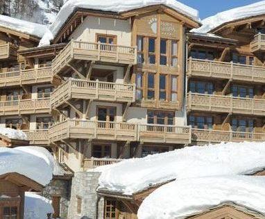 Extension de l'Hôtel de 4 étoiles Barmes de l'Ours à Val d'Isère
