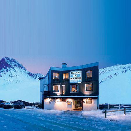 Extension de l'Hôtel 4 étoiles le Ski d'Or à Tignes