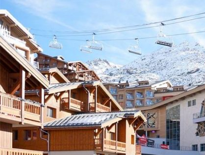 Inauguration Club Med de Val Thorens