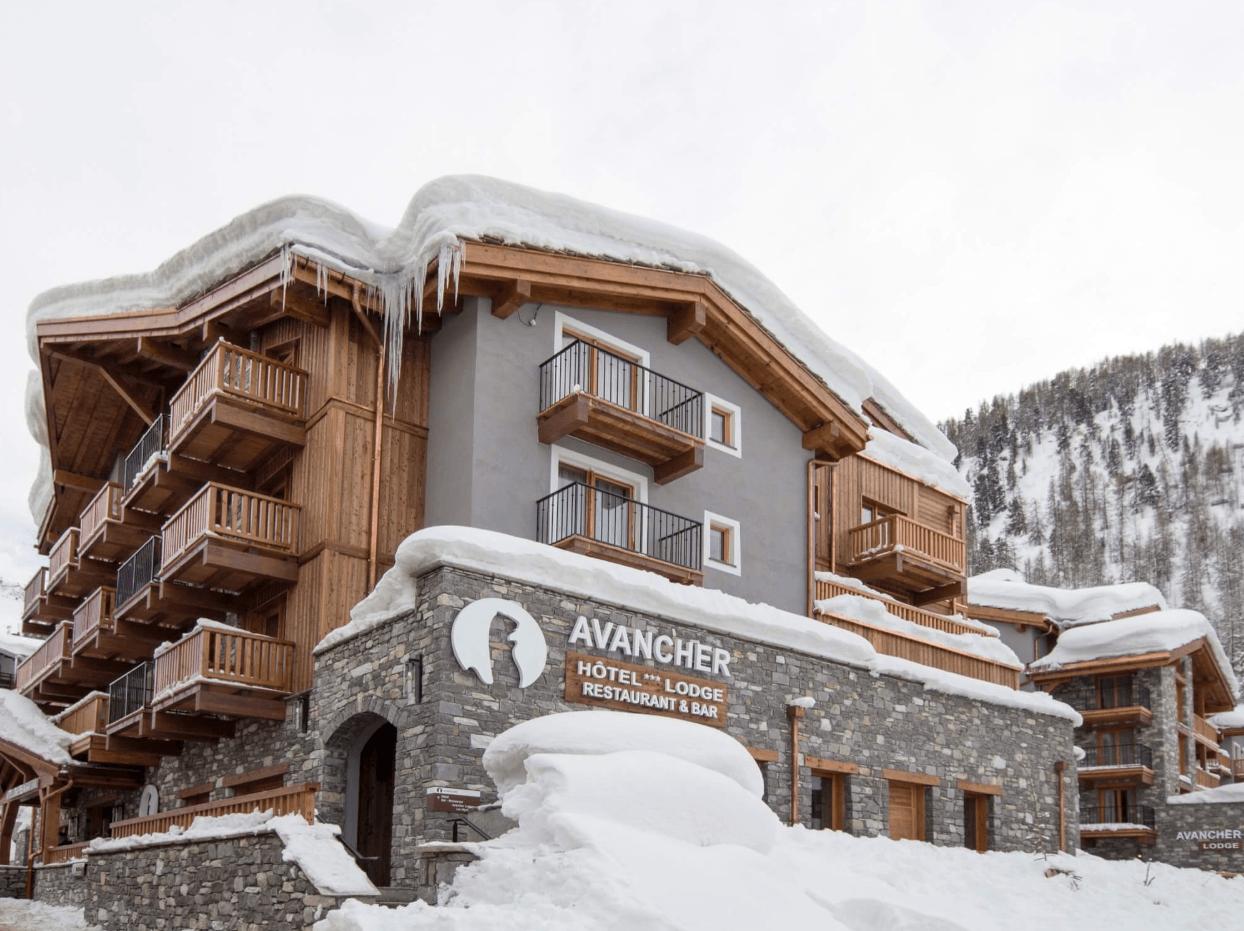 Hôtel « l'Avancher » - Val d'Isère 73