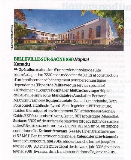 Hopital de Belleville