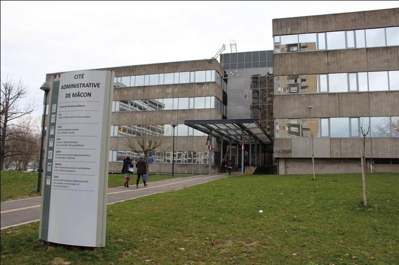 Cité Administrative - Macon (71)