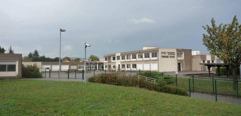 Lycée François Cevert - Ecully (69)