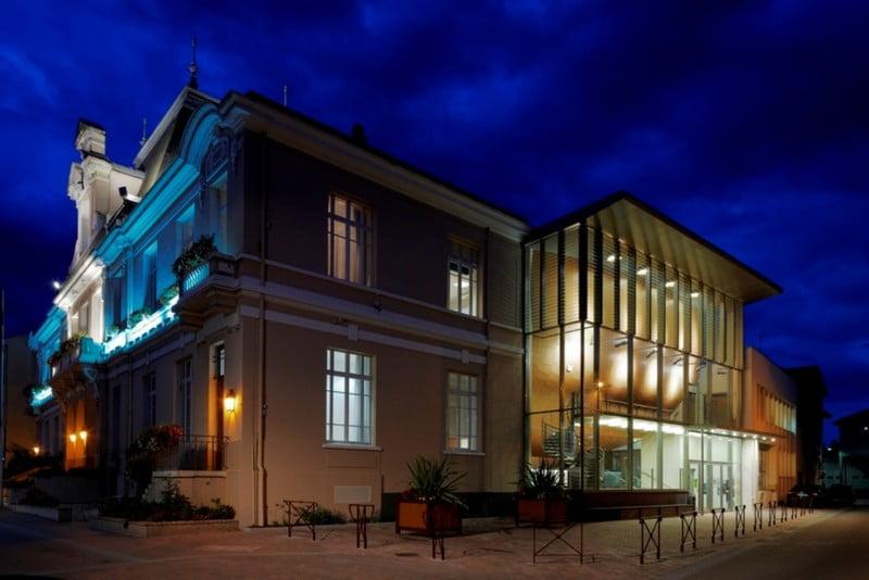 Médiathèque - Châtillon-sur-Chalaronne 01