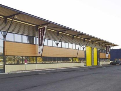 Groupe CETIH-NOVATECH : Livraison de l'extension de l'usine à Roanne fin septembre