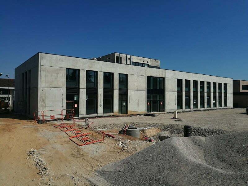 Centre Scolaire Notre-Dame - ZAC du Martelet à Limas (69)