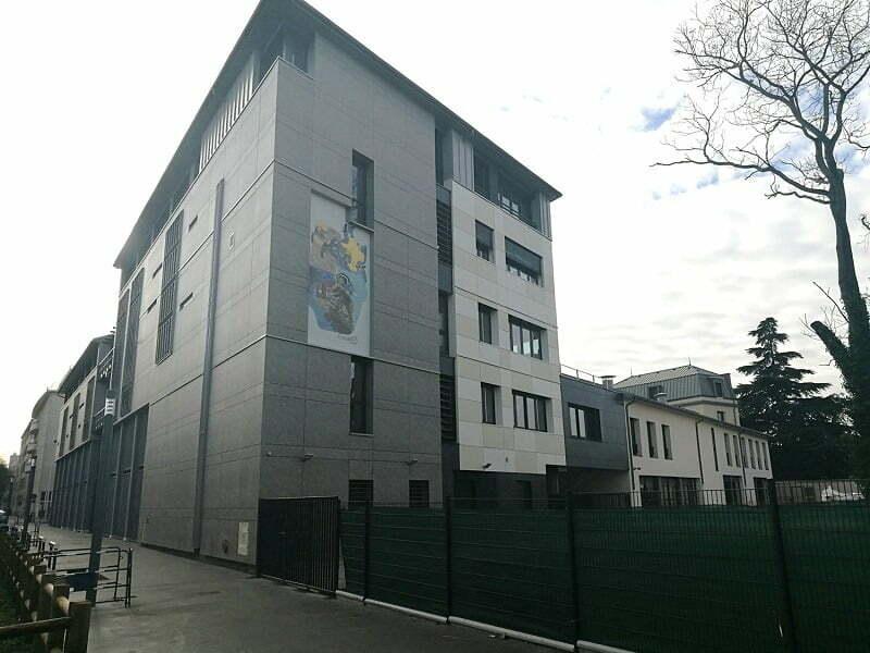 Ecole Charles de Foucauld à Lyon (69)