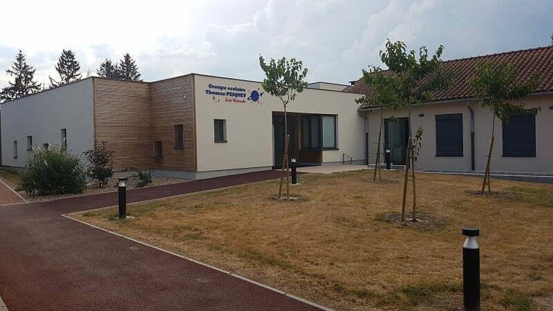Ecole Maternelle - La Lie à Villerest (42)