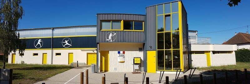 Gymnase Matel à Roanne (42)