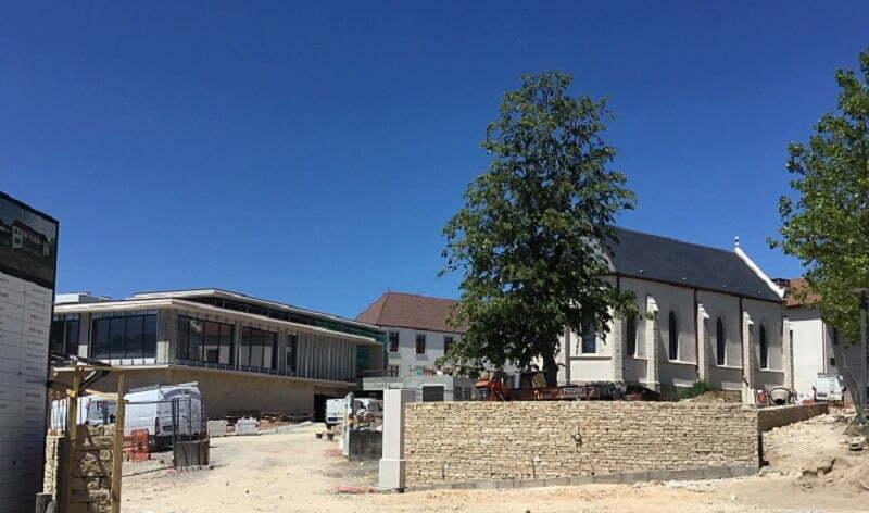 Hôtel des « 7 Fontaines » - Tournus (71)