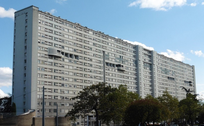 Résidence Sakharov - Lyon (69)