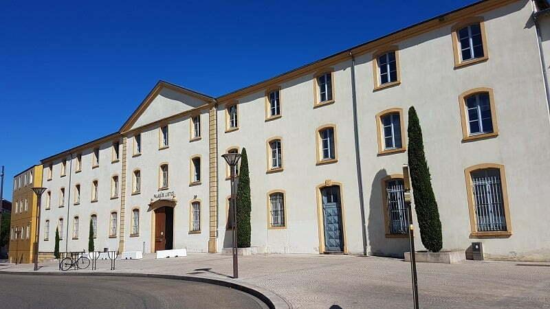 Palais de Justice de Roanne (42)