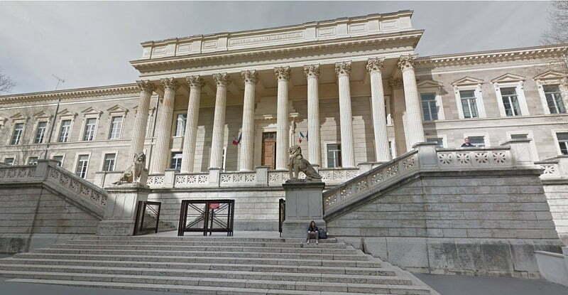 Palais de Justice de Saint Etienne (42)