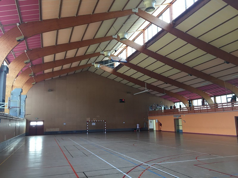 Salle Polyvalente intercommunale - Bourgneuf (73)