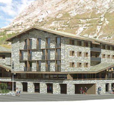 Lauréat du concours de l' UCPA Val d'Isère