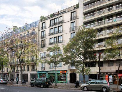Lancement des études - Logements ADAMIA - Paris (75)