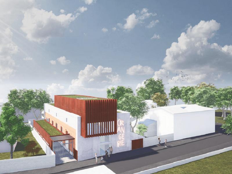 Lancement des études - Bâtiment Orangerie à Gagny (93)