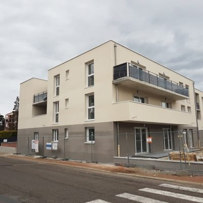Livraison des logements AMADIS - Saint Galmier (42)