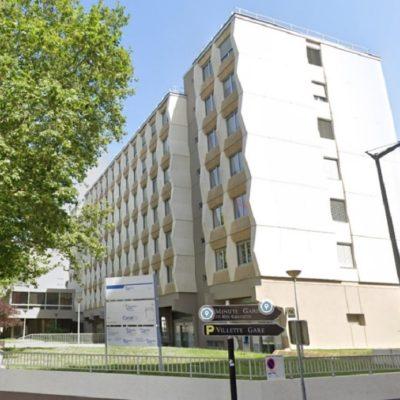 Fin des études - Bureaux CPAM d'Aubigny (69)