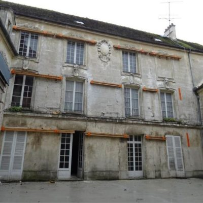 Hôtel particulier Mutel de l'Isle – Meaux (77)